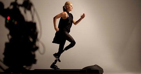running prosthesis