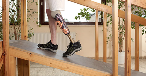 orthotic and prosthetic devices