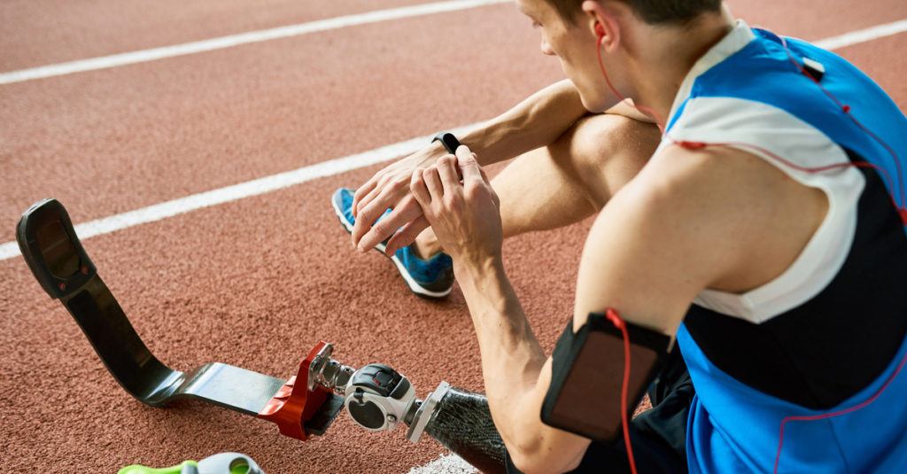 Recognizing Your Possibilities: Staying Healthy After Limb Loss