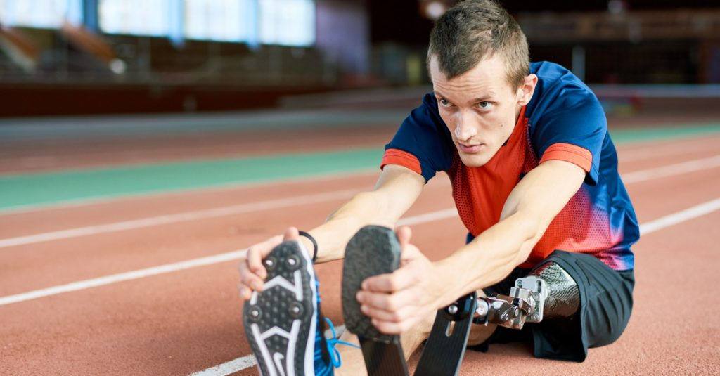 How to Get Back in Shape After Limb Loss