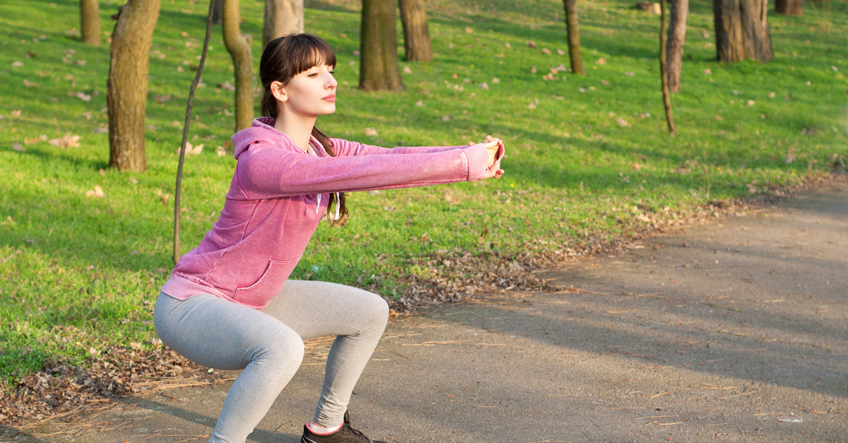 Get Moving! Exercises You Can Do to Build Strength and Balance