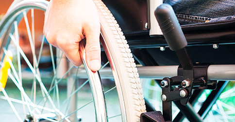 Stepping Away from the Wheelchair: Walking on a Prosthesis